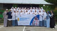 Semangat Literasi di Bulan Kemerdekaan, GSMB Sosialisasi Ke Madrasah