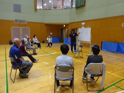 【湘南とつかYMCAウエルネススポーツクラブ】コグニサイズ指導に行ってきました!