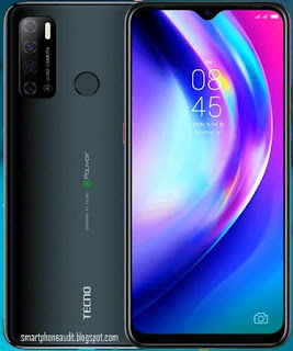 Tecno poucoir 4 specifications
