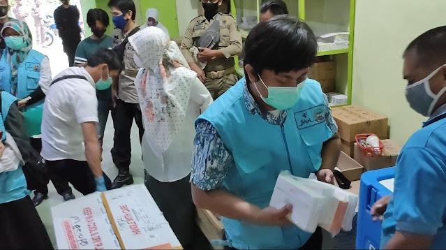 Tiba di Sinjai, 3.680 Vaksin Sinovac Siap Didistribusikan ke Puskesmas