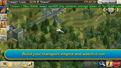 Transport Tycoon for Android, Android Tablet, iPad and iPhone