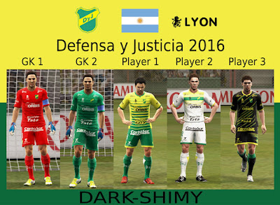 Defensa y Justicia 2016