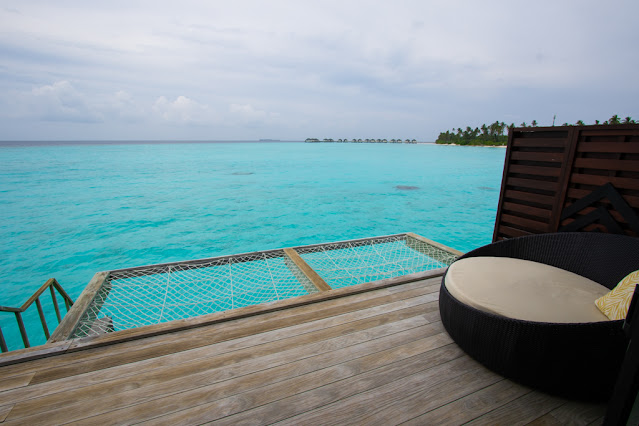 Water villa Amari Havodda Maldives