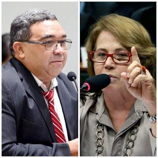 Vereador Nal solicita da senadora Nilda verba para construção de hospital da mulher em Guarabira