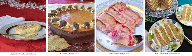 Cakes - Cheesecakes - Coffeecakes