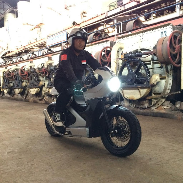 PCX Caferacer