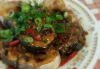 Masakan Vietnam - Ikan Saos Pedas