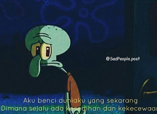 gambar Squidward Tentacles