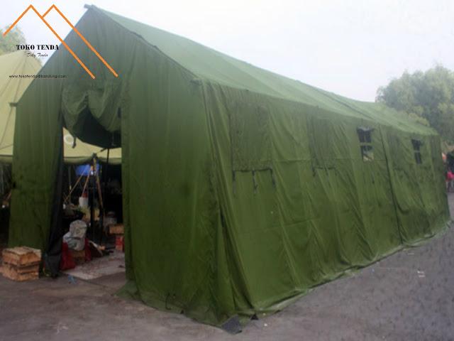 Tenda - Serbaguna - Standar - TNI