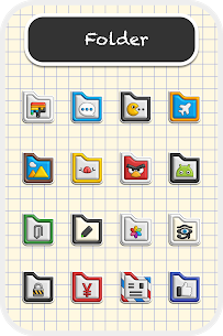 Poppin icon pack v1.26 [Patched] APK