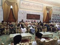 Tokoh Agama Serang Banten, Jalin Silahturahmi Bersama Forkompinda