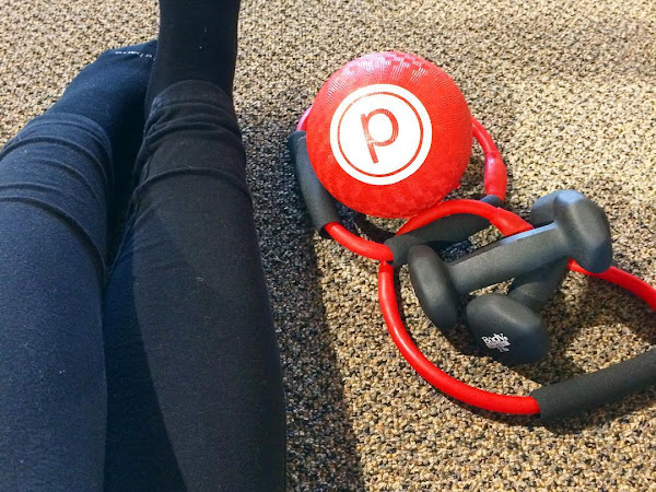 My Month of Pure Barre