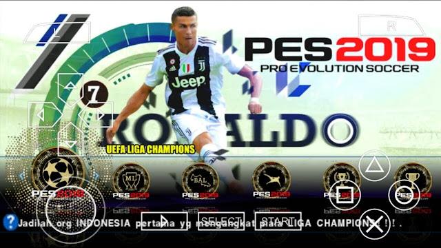 PES 19 Offline PSP Mod