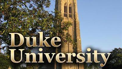 منح دراسية للدراسات العليا في مجال الفيزياء في جامعة Duke في الولايات المتحدة