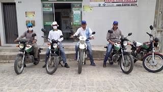 Em Baraúna, Saúde recebe motos para auxiliar no trabalho da vigilância ambiental