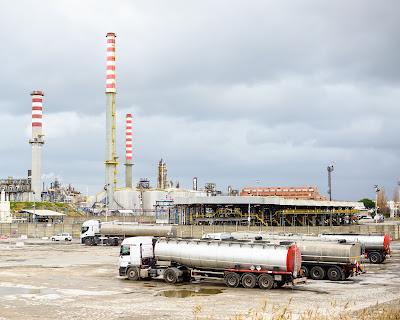 Profesi Dengan Gaji Tinggi Di Indonesia (minyak dan gas)