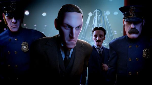 Tesla vs Lovecraft For Free