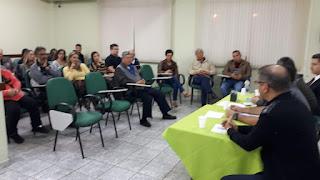 ACIAR reúne autoridades para  falar sobre segurança no comércio