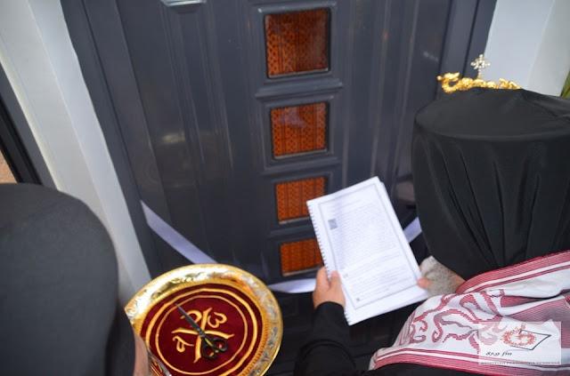 Πρέβεζα: Παρουσία Φορέων Και Πιστών Τα Θυρανοίξια Του Ι.Ν Της Αγίας Μαρίνας Στον Λιμένα Πρέβεζας