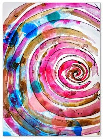 Abstract Tidal Waves to Shop  | Artmiabo