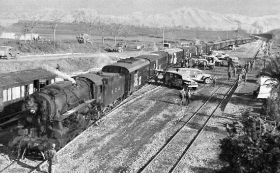 Steam Memories Ambulance Trains