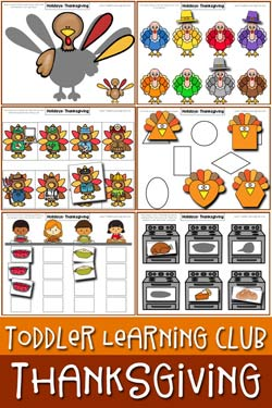 Thanksgiving for toddlers