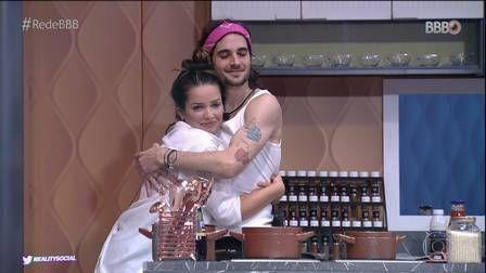Mãe de Juliette aprova affair com Fiuk, no 'BBB21', mas amiga vê relação como brincadeira