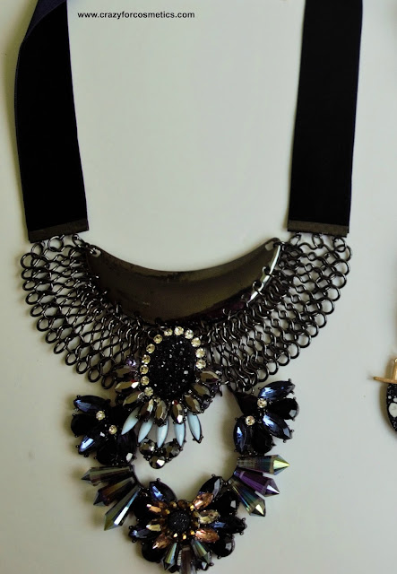 Chunky Stone Statement necklace
