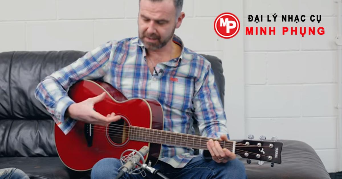Đàn guitar acoustic Yamaha FS-TA giá bán bao nhiêu tiền