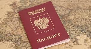 Refus de reconnaissance des passeports russes pour le Donbass : l'UE ouvre la boîte de Pandore dans - DROITS passeport%2Bru