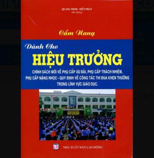 Cẩm Nang Dành Cho Hiệu Trưởng ebook PDF EPUB AWZ3 PRC MOBI