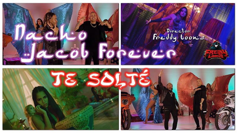 Jacob Forever & Nacho - ¨Te solté¨ - Videoclip - Director: Freddy Loons. Portal Del Vídeo Clip Cubano