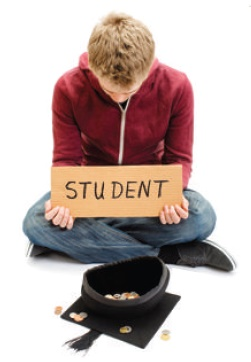 New relief for student borrowers, Spare a loan payment