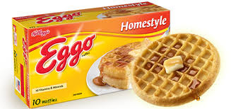 $1.98 for 2 Boxes of Kellogg's Eggos