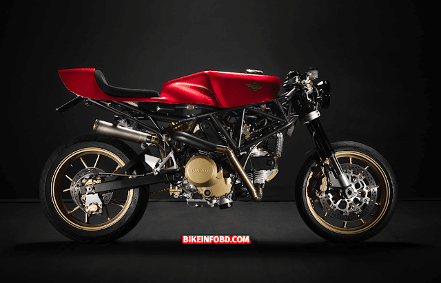 Ducati SuperSport 750 i.e Café Racers HD Images