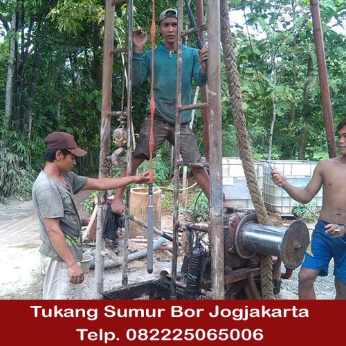 Tukang Sumur Yogyakarta Murah Terpercaya Telp 082225065006