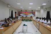Anev Fungsi Reskrim dan Narkoba, Kapolresta Tangerang Dorong Peningkatan Selra.