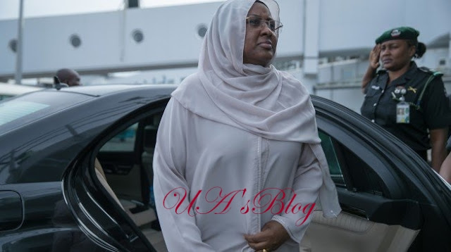 Aisha Buhari: Presidential aides not doing enough to defend my husband