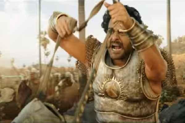 बाहुबली 2 फिल्म का हिंदी ट्रेलर लांच, देखें VIDEO