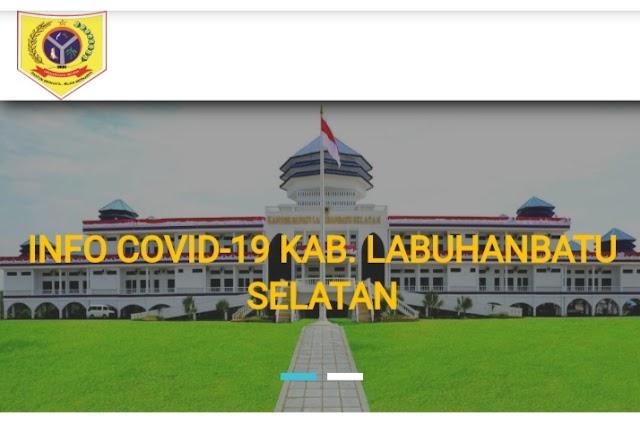 Kecamatan TorgambaTertinggi Kasus Terkonfirmasi Covid-19 di Labusel