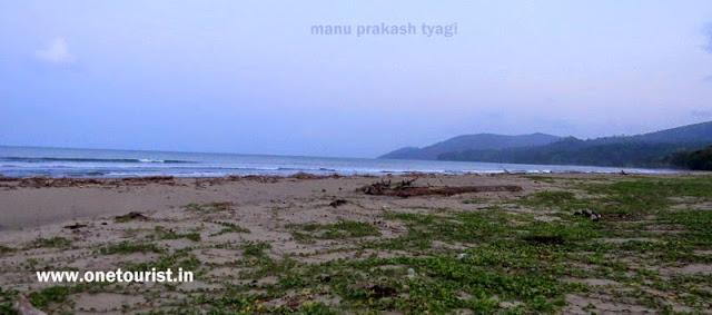 Dhani nala beach rangat