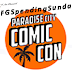 Paradise City Comic Con! #FGSpendingSunday