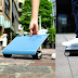 This Japanese electric laptop-sized four wheels skateboard is super cool!