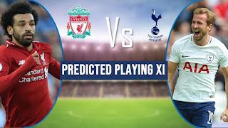 مشاهدة مباراة ليفربول وتوتنهام اليوم 11-1-2020 في الدوري الانجليزي