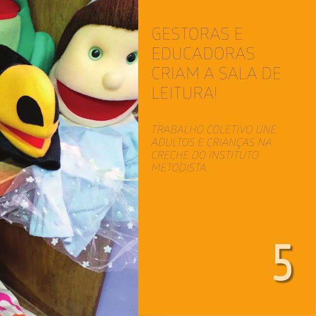 Atividades e propostas criativas para crianças de até 4 anos
