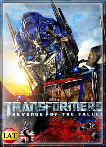 Transformers 2: La Venganza de los Caídos (2009) HD 720P LATINO/INGLES
