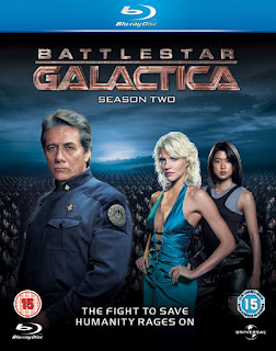 Battlestar Galactica – Temporada 2 [5xBD25] *Con Audio Latino