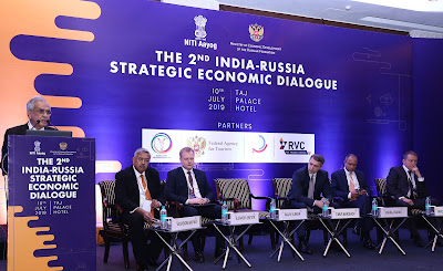Second India-Russia Strategic Economic Dialogue held in New Delhi