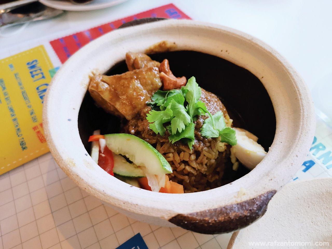 'Eat Lah!' Sepuasnya Dekat Nook, Aloft Kuala Lumpur Sentral