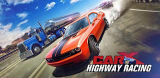 تحميل لعبة CarX Highway Racing مهكره